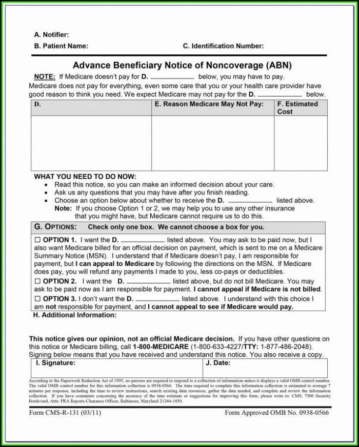Medicare Qmb Application Form