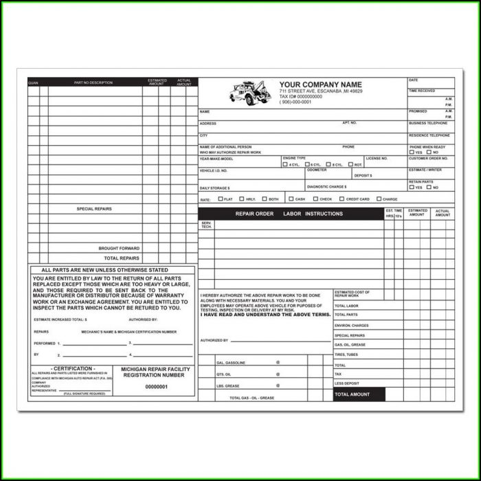 Michigan Sos Vehicle Inspection Form