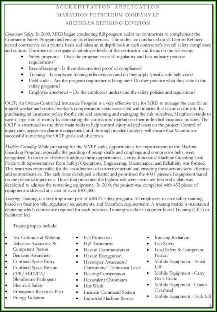 Nfpa 70e Hot Work Permit Form
