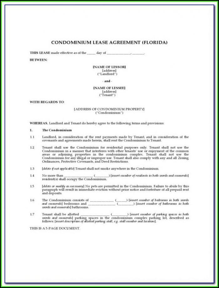 Nyc Standard Lease Renewal Form