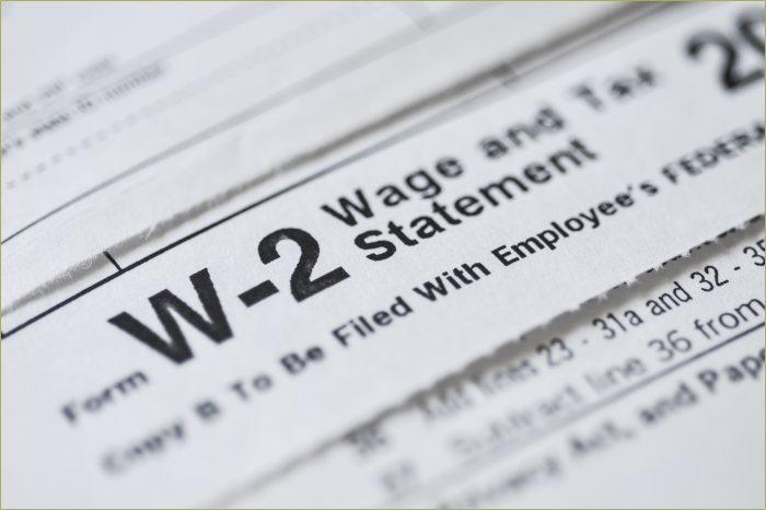 Tax Forms W2 2013