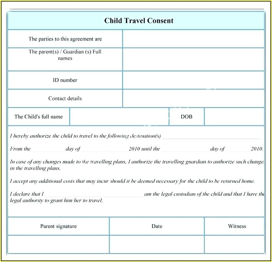 Travel Expense Claim Form Excel